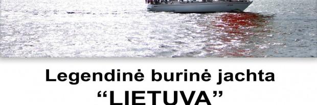 jachta lietuva įgula