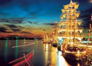 ryga, tall, ships, races
